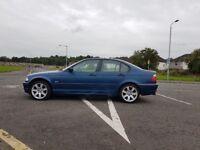 2001 BMW 318i SE 1.9 Petrol 5 Door - MOT April 2018 - 30 DAYS WARRANTY - Service Hist - 72007 Miles