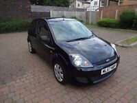FORD FIESTA 1.25 NEW MOT FULL SERVICE HISTORY WITH 8 STAMPS 2 OWNERS