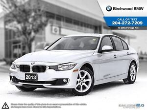 2013 BMW 3 Series 328i xDrive Premium Package! 1 Owner!