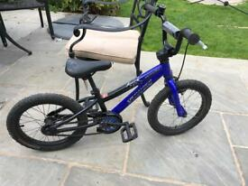 Boys bmx bike 4-6yr old