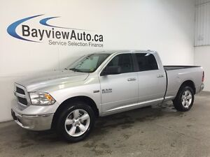 2016 Dodge RAM 1500 - HEMI! 4x4! CREW CAB! BLUETOOTH! CRUISE!