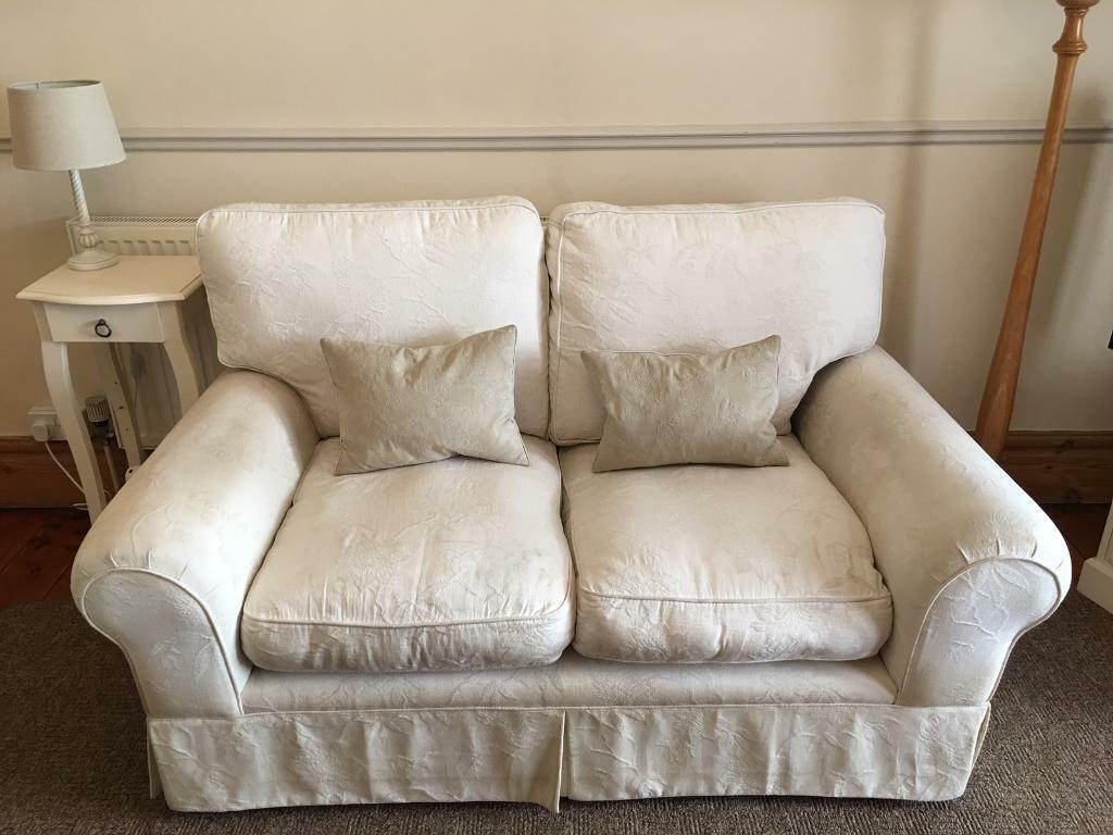 Laura Ashley Small Two Seater Sofa In Ipswich Suffolk