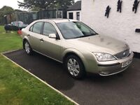 FORD MONDEO SILVER TDCI 2.0