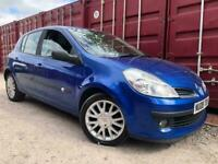 Renault Clio 1.2 Petrol Year Mot No Advisorys Cheap To Run And Insure Great Spec Pan Roof Good Con !