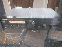 Pioneer a207r amp