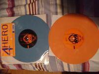 """Linited Edition 4 HERO Mr.Kirks Nightmare (2 X 10"""" Vinyl)"""