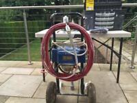 Asturo bac airless spray machine 110volt. Model K190