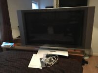 "Hitachi 42"" Plasma TV"