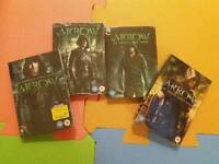 *Brand new* Arrow seasons 1-4