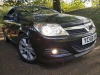 Vauxhall Astra 1.9 CDTi Design Twin Top Convertible Cabriolet