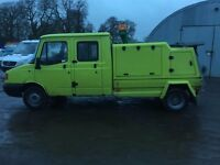 2001 W LDV CONVOY 2.5 TD RECOVERY SPEC LIFT VEHICLE DELIVERY ANYWHERE IN UK
