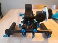Video shoulder rig