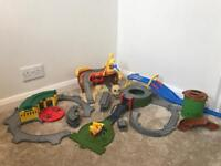 Thomas and Friends Take n Play Trains and Track