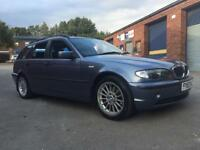 2003(03) BMW 320 D SE TOURING 2.0 TURBO DIESEL FULL SERVICE HISTORY JUST SERVICED JUST HAD £500