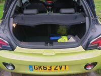 Vauxhall, ADAM, Hatchback, 2013, Manual, 1398 (cc), 3 doors