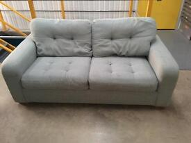 NEXT 3 seater sofas for sale. £100 for pair