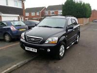 KIA Sorento 2.5 diesel Face lift model