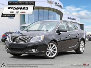2014 Buick Verano Leather | Sunroof | Heated Seats | Bose