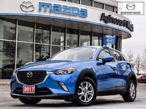 2017 Mazda CX-3 GS   Heated Seats   Rear Cam   Bluetooth   Alloy