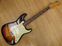 Fender Stratocaster Classic Series 60's MIM 2011 Sunburst Electric Guitar