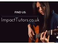 Experienced Guitar Teachers Available for Private Lessons in North London