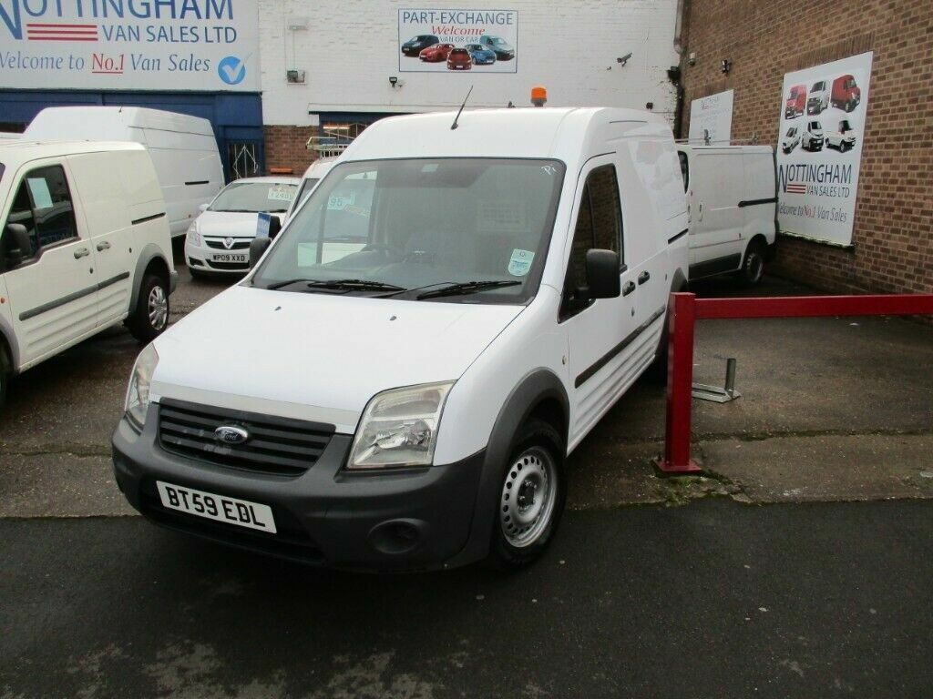 e528bab13d Ford Transit CONNECT High-Roof LWB 2010