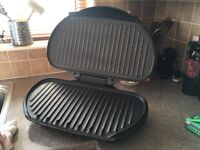 George foreman grill. 10 portion grill. Model 14532
