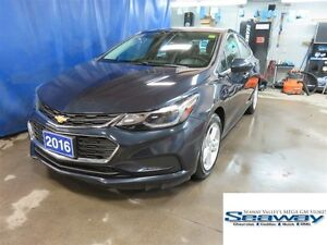 2016 Chevrolet Cruze LT NEXT GEN   - $131.82 B/W