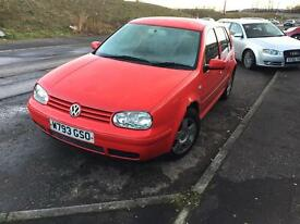 VW Golf GT TDI pd engine MOT 10/17