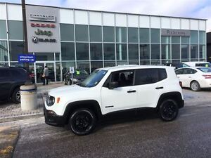 2015 Jeep Renegade Sport 4x4 BACK UP CAMERA