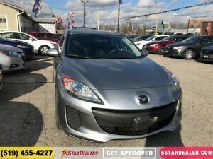2013 Mazda MAZDA3 GS-SKY | CAR LOANS FOR ALL CREDIT