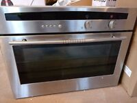 Neff built-in compact oven, model b1721n2gb
