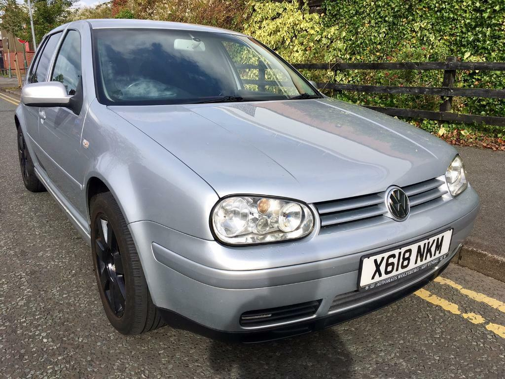 Volkswagen Golf V5 2.3 Auto Low Miles Drives Superb. Full MOT. Rare Automatic