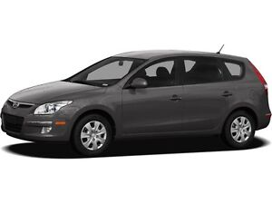 2011 Hyundai Elantra Touring GLS BC OWNED & LOW KILOMETRES