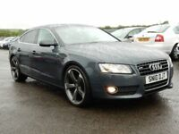 2010 audi A5 2.0 tdi SE, low miles motd nov 2018 nice spec all cards welcome