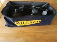 Milenco Grand Aero Towing Mirrors (flat)