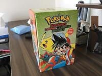 Pokemon Adventures Manga: Firered, Leafgreen and Emerald full box set