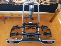 Thule 2 bike carrier with all locking key.Like new