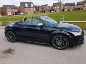 Audi TTS Black Edition Convertible