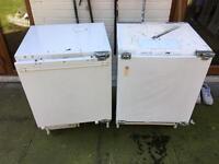 Free Ariston integrated fridge and freezer