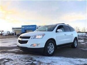 2012 Chevrolet Traverse 2LT - AWD, Power Liftgate, Leather &