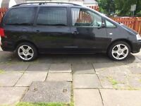 Seat Alhambra for spares or repair