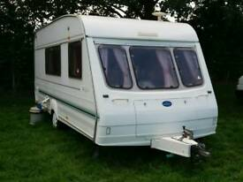 Bailey ranger 470/4 caravan 4 berth