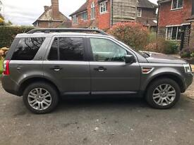 Freelander 2 HSE TD4 Good spec