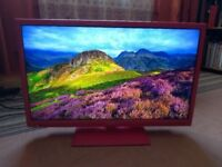 LOGIK 24-inch Full HD LED LCD TV with DVD and Freeview