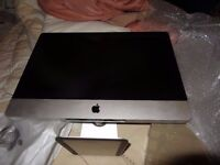 """Apple A1311 IMAC 21"""" Intel Core i5- No display . This IMac is in good physical condition,"""