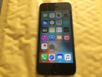 iPhone 5S 16GB Space Gray ( EE, ORANGE, T. MOBILE AND VIRGIN)