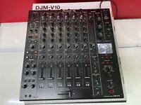 Pioneer DJM V10 6ch Professional DJ Mixer - Open Box (New)