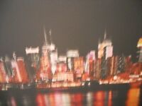 NEXT Canvas print of the New York Skyline for sale