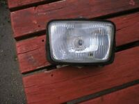 SUZUKI DRZ400 DRZ 400 E S SM HEADLIGHT GOOD CONDITION